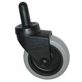 Rubbermaid FG7570-L2 SpecialMade® Plastic Caster w/ Metal Axle,