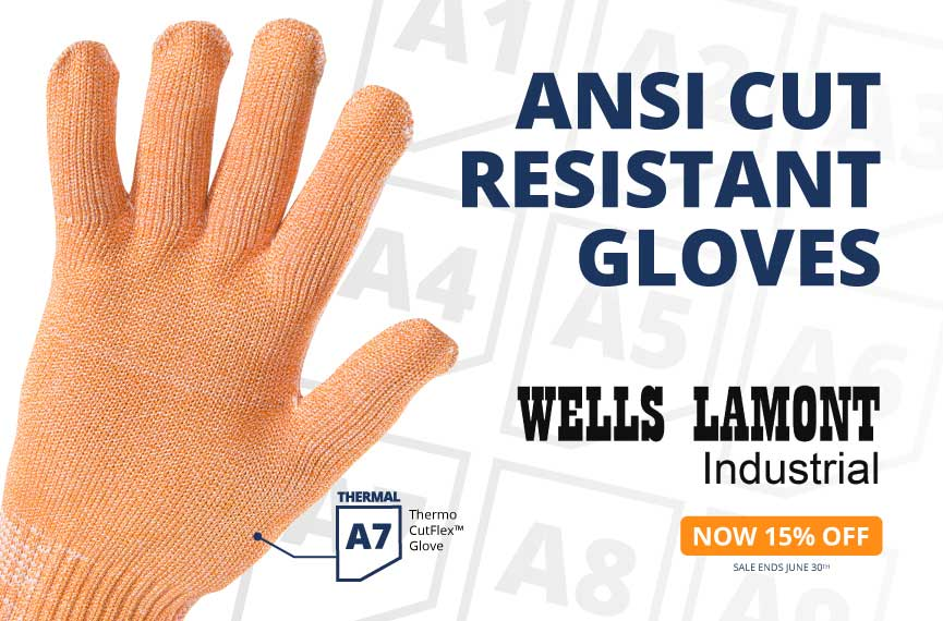 Wells Lamont ANSI Cut Level Gloves