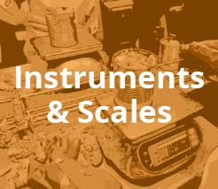 Instruments Scales and Measures Overstock Items