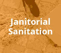Janitorial and Sanitation Overstock Items