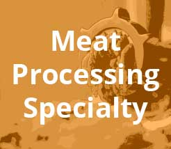 Meat Processing Specialty