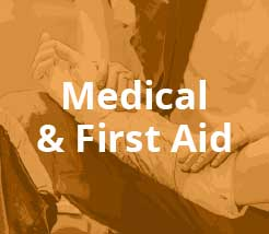 Medical and First Aid Overstock Items