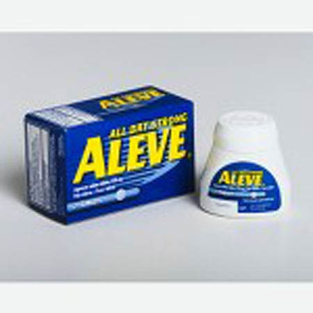 Aleve Pain Relief Tablets, 24 Count