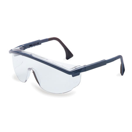 Uvex® S1299C Safety Glasses, Polycarbonate, Clear, Anti-Fog