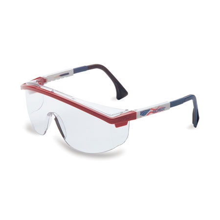 Uvex® by Honeywell S1169C Safety Glasses, Polycarbonate, Clear,