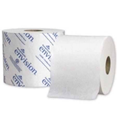 Pacific Blue™, Bathroom Tissue, White, 1, 1210 Sheets