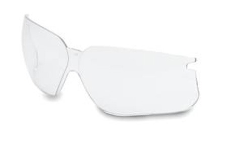 Uvex®, Safety Glasses Lens, Polycarbonate, Clear, Scratch-Resistant, Uvex