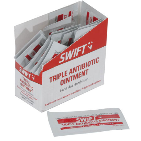 NORTH®, Triple Antibiotic Ointment, 0.9 g, Foil Pack