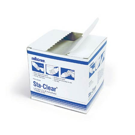 Sellstrome® Sta-Clear® 23480 Lens Cleaning Tissue, Non-Silicone, Anti-Fog|Anti