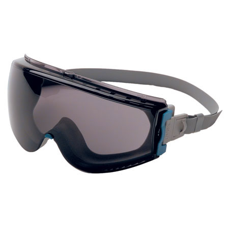 Uvex Stealth®, Safety Goggle, Polycarbonate, Gray