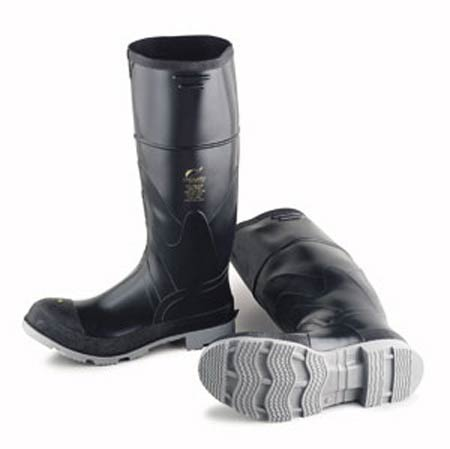 Plain Toe Boot, Polyurethane / PVC, Plain