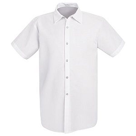 VF Imagewear® Chef Designs™ 5050WH White Poplin Cook