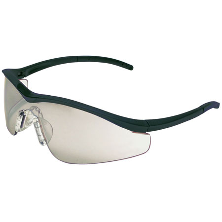 MCR Safety T1119AF Triwear Safety Glasses, Mirror Anti-Fog