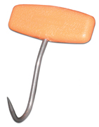 Dexter Russell T324P BarrBrothers 42002 Boning Hook 3