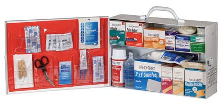 FIRST AID KITS & EMERGENCY