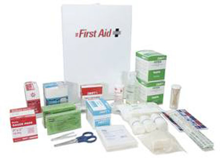 NORTH®, First-Aid Station, Metal Case