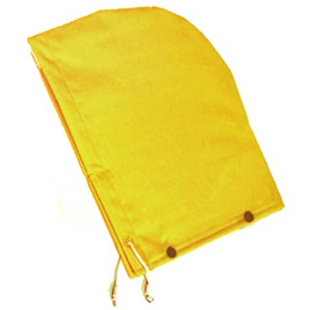 Tingley H12107 Magnaprene™ Yellow Detachable Hood