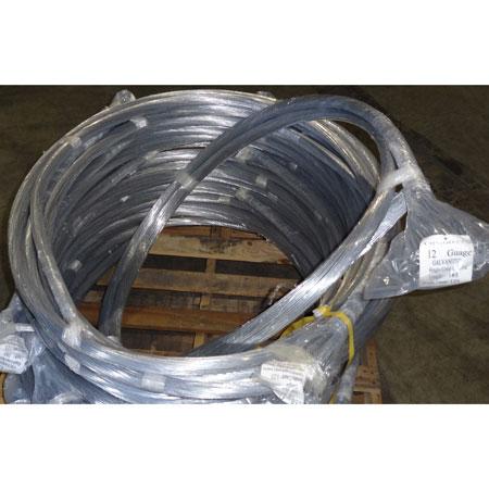 Bale Wire, 18 ft, 12 ga, 125 per Bundle