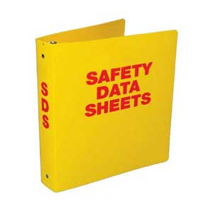 MSDS / Right to Know / Emergency Guide