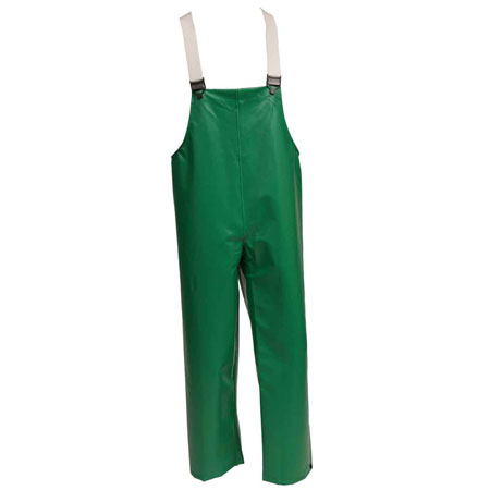 Tingley® Safetyflex® O41008 Green PVC Flame-Resistant Overalls