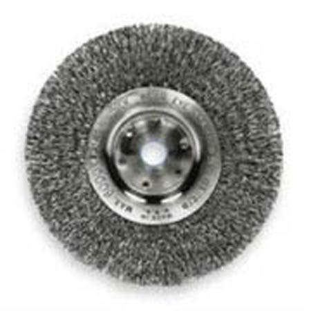 Wondrous 10 Inch Steel Wire Wheel Brush Weiler 804 01250 12 Gmtry Best Dining Table And Chair Ideas Images Gmtryco