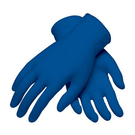 Ambi Thix Disposable Gloves Natural Latex Rubber
