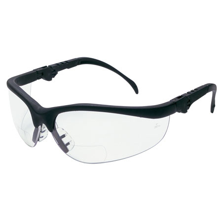 MCR Safety K3H10 Klondike® Plus Clear Magnifying Glasses,