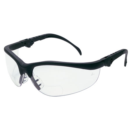 MCR Safety K3H25 Klondike® Clear Magnifying Glasses, 2.5