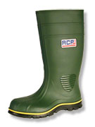 Industrial Boot, Polyblend PVC, Steel