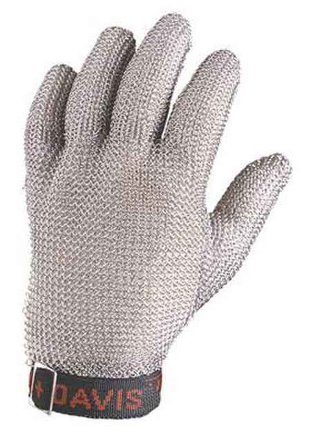 Honeywell North® A515 D Stainless Steel Metal Mesh