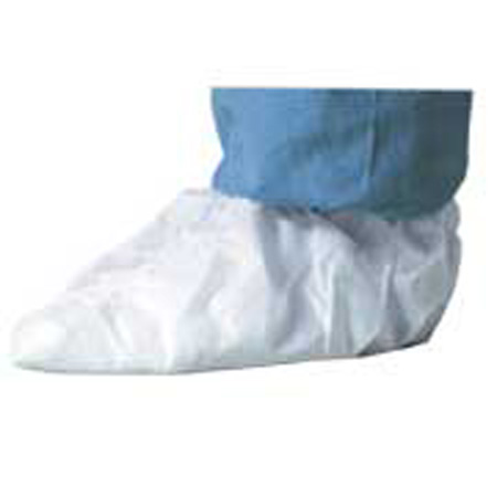 DuPont™ SureStep™ PE440S White Polypropylene Shoe Covers