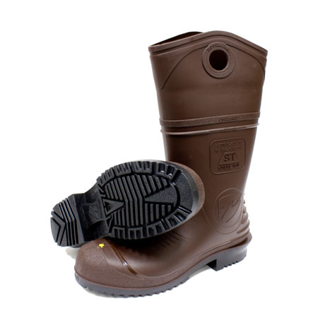 Dunlop DuraPro® XCP 84086 Brown Steel Toe Boot