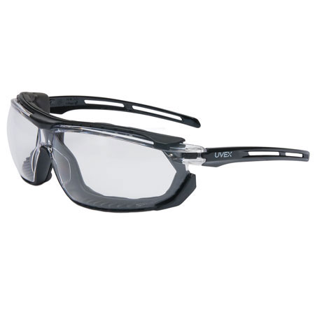 Uvex® Safety Glasses with Foam Lining Tirade™