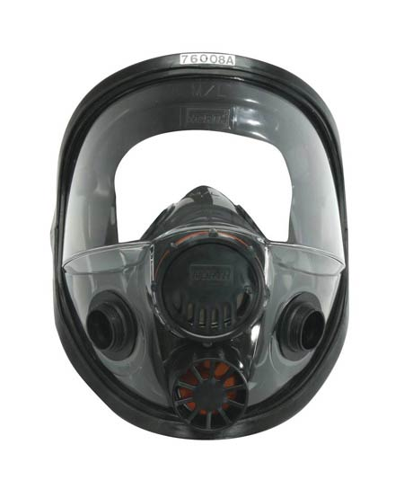 Honeywell North® 760008A Full Facepiece 5-Strap Respirator