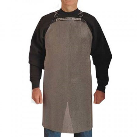 North® Metal Mesh Apron A2634, Stainless Steel Mesh,