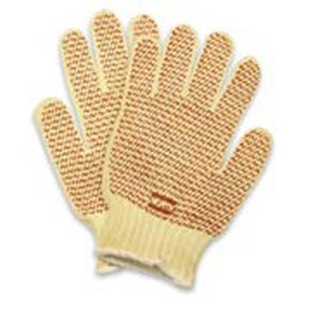North®, Cut-Resistant Gloves, Kevlar, Yellow / Red, Wide