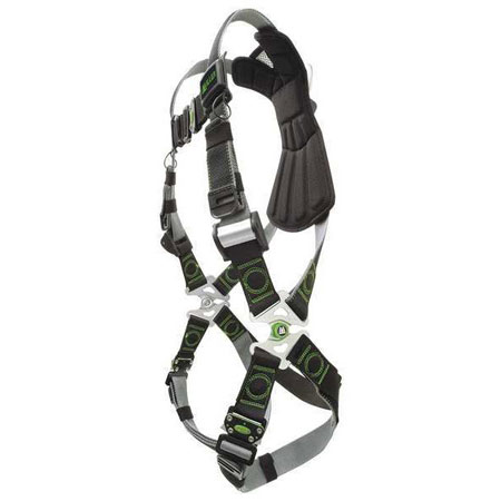 Miller Revolution™, Full Body Harness, Construction, Polyester, Non-Stretch