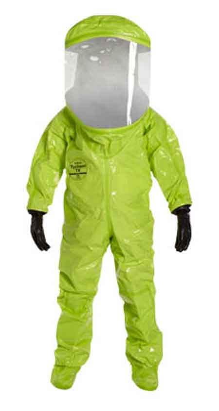 SafeSPEC™ 2.0, Encapsulating Level A Suit, PVC /