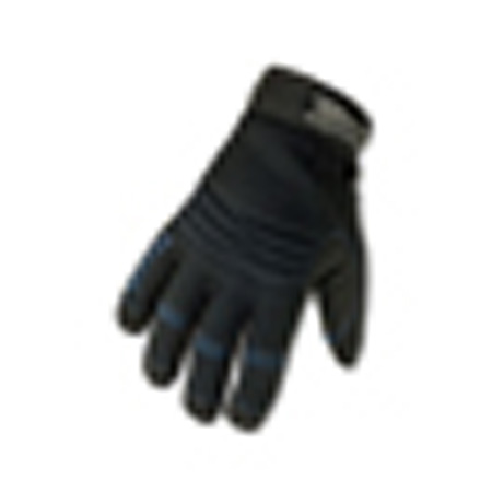 Proflex®, Thermal Utility Gloves, Leather / Spandex /