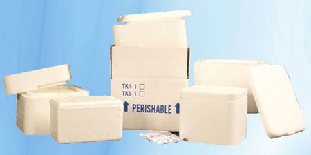 Mini Foam Cooler, EPS Foam, 7-3/4 x 5-7/8 x 6 in, Corrugated Box, 4.7 qtMini Foam Cooler, EPS Foam, 7-3/4 x 5-7/8
