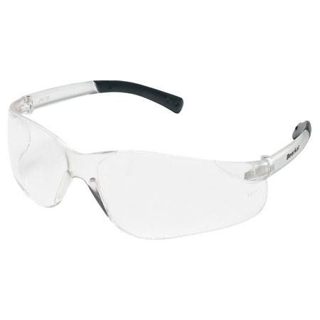 MCR Safety BK210 BearKat Small Scratch-Resistant Safety Glasses,