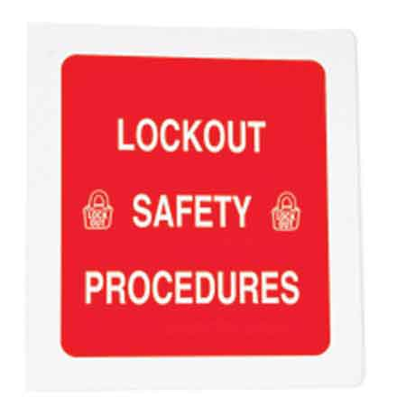 Lockout / Tagout Accessories