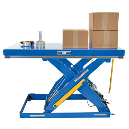 Vestil Hydraulic Scissor Lift Table ...