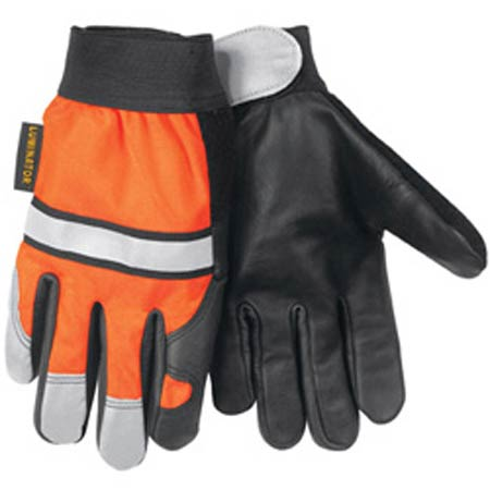 LUMINATOR™, Multi-Task Gloves, Cowhide, Leather / Polyester