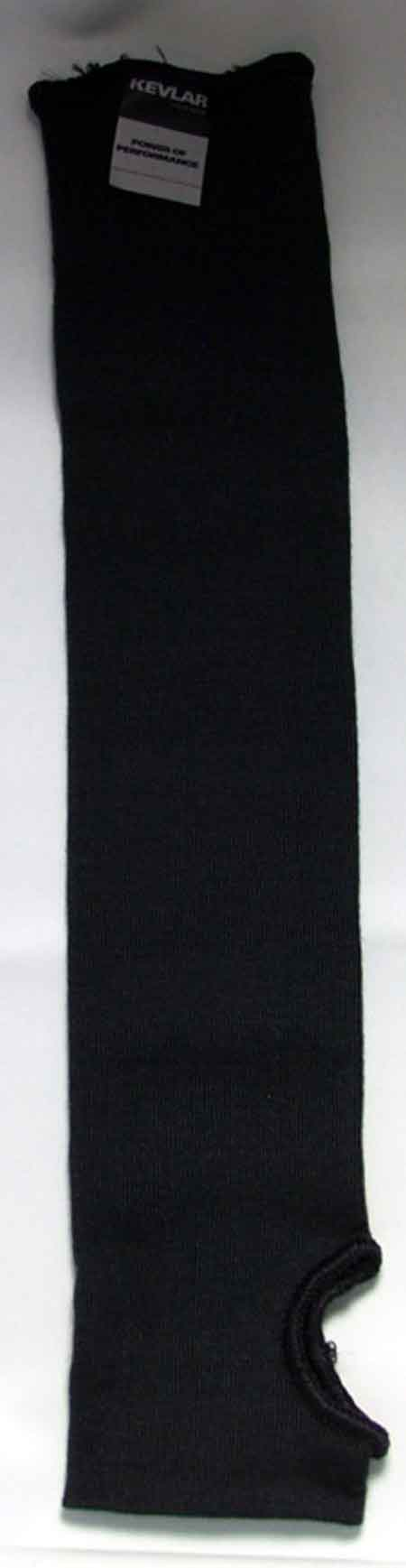 Sleeve, Kevlar, Black, 18 in, 7 ga
