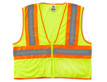 GloWear®, High Visibility Class 2 Economy Two-Tone Vest,