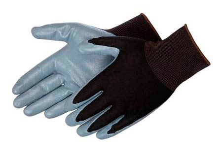 Liberty G-Grip™ F4630G Nitrile Foam Palm Coated Gloves