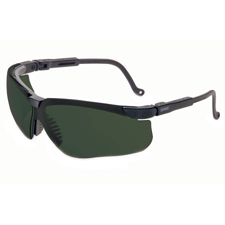 Uvex®, Safety Glasses, Polycarbonate, Shade 5.0 Infra-dura, Scratch-Resistant,