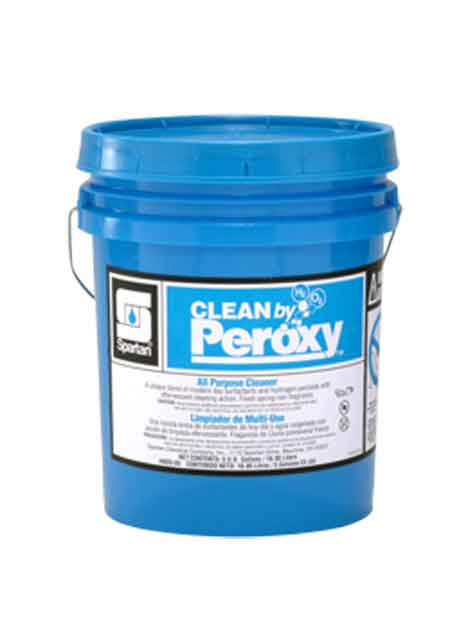 Peroxy®, All-Purpose Cleaner, Liquid, Pail, 5 gal