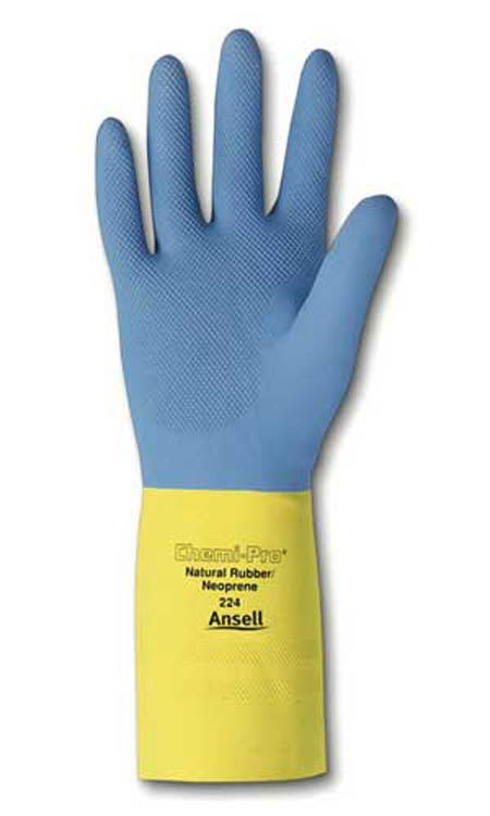Chemical & Liquid Protection Gloves
